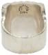 【 世界 限定1点 Limited Editon 】LHN Jewelry(エルエイチエヌ ジュエリー) ハンドメイド リング シルバー x ターコイズ Turquoise Souvenir ring