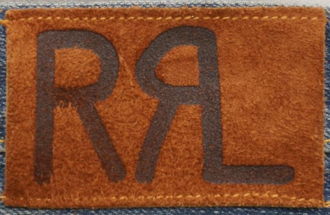 (ダブルアールエル) RRL Fairview スリムフィット ジーンズ メンズ Slim Fit Selvedge Jean