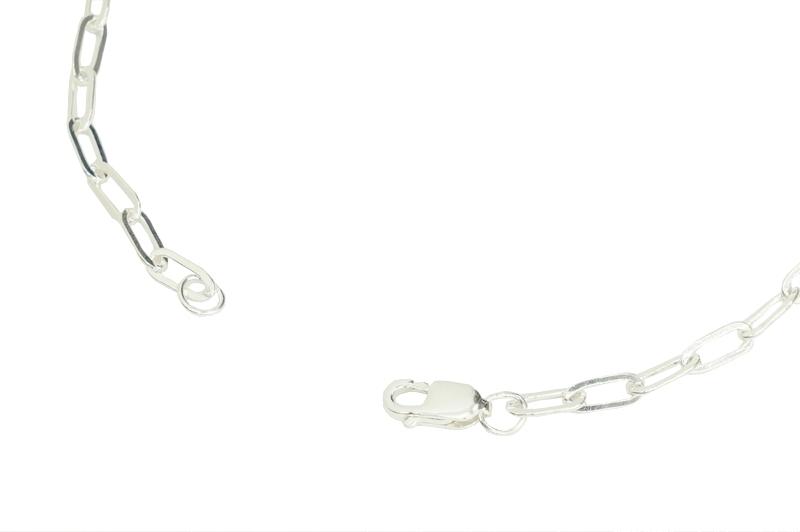 LHN Jewelry(エルエイチエヌ ジュエリー) アメリカ製 フラガール スーベニア ネックレス シルバー x 銅 x 真鍮 ユニセックス Hula Girl Souvenir Necklace