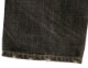 【委託販売品】(ダブルアールエル) RRL ローストレート セルビッジ ジーンズ ブラック ウォッシュ Low Straight Selvedge Jean