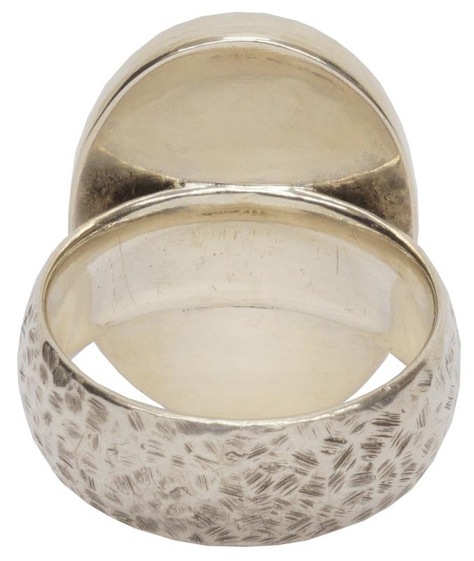 【 世界 限定1点 Limited Editon 】LHN Jewelry(エルエイチエヌ ジュエリー) ハンドメイド バンド リング シルバー x ターコイズ Turquoise Band Ring