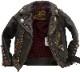 (ダブルアールエル) RRL 世界限定100着 リミテッドエディション ミニ レザー ライダース ジャケット Limited Edition Mini Leather Jacket