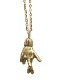 LHN Jewelry(エルエイチエヌ ジュエリー) アメリカ製 ラッキーチャーム ネックレス Lucky Charm Neckless メンズ ユニセックス プレゼント 真鍮 Brass