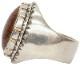 【 世界 限定1点 Limited Edition 】LHN Jewelry(エルエイチエヌ ジュエリー) ハンドメイド リング ダイナソーボーン x シルバー Dinosaur Bone Souvenir ring