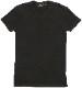 (ダブルアールエル) RRL Vネック ブラックインディゴ コットン ジャージー Vネック Tシャツ メンズ Black Indigo Cotton V-neck T-Shirt