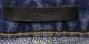 BLKSMTH (ブラックスミス) Loren Denimセルビッジ ウォッシュ ブルー デニム ジーンズ レディース