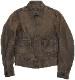 (ダブルアールエル) RRL Mitchell レザー ジャケット カウハイド メンズ Leather Jacket