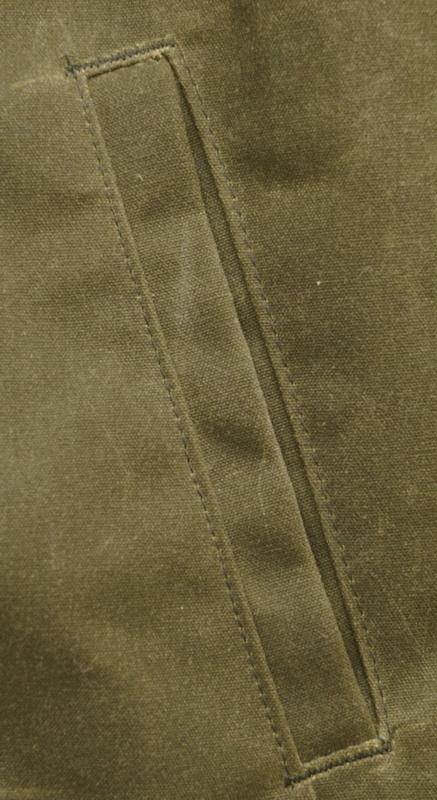 Dehen 1920(デーヘン) N-1 デッキ ジャケット オリーブ メンズ Loden / Gold アメリカ製 Deck Jacket