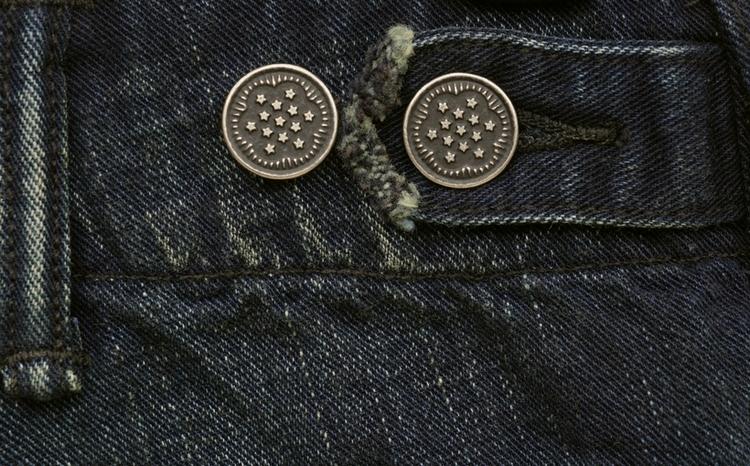 (ダブルアールエル) RRL 日本製デニム地 Levittown セルビッジ ユーティリティ ジーンズ メンズ Selvedge Utility Jean
