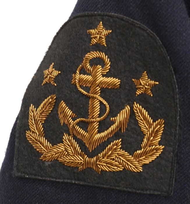 (ダブルアールエル) RRL 限定版 リミテッドエディション 日本製生地 アドミラル ジャケット ブレザー メンズ Admiral Jacket