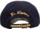 (ラルフローレン) Ralph Lauren ウール レザー ベースボール キャップ 帽子 Wool-Leather Letterman Cap