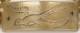 LHN Jewelry(エルエイチエヌ ジュエリー) ハンドメイド スワロー ID ブレスレット 真鍮製 Swallow ID Bracelet Brass