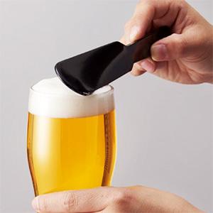 ビール泡きり ×1本