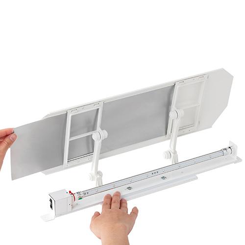 【LED捕虫器/屋内用】Luics(ルイクス) Fタイプ ×1台