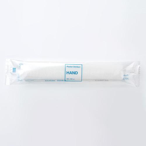 【おすすめ/個包装/厚手/使い捨て】抗ウイルスおしぼり HAND 600本 ×1セット