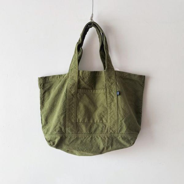 V.D.L.C / 酒袋 帆布 スタンダードトート / たっぷり大容量でも柔らかい、軽い!