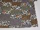 少し小さめ 小紋 絞り染め 新古品 お仕立て上がり正絹  No 3482365