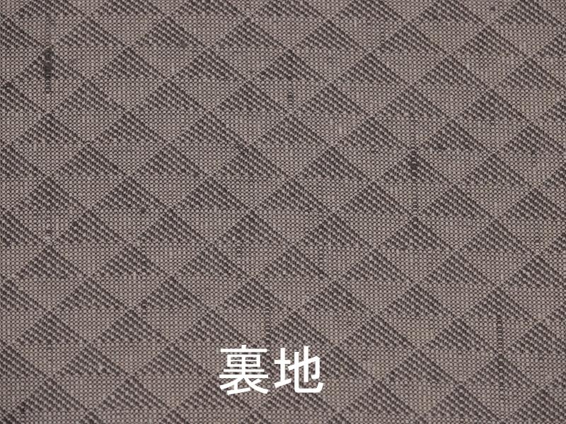 縞大島紬 袋帯  新品仕立て上がり  No 3442512