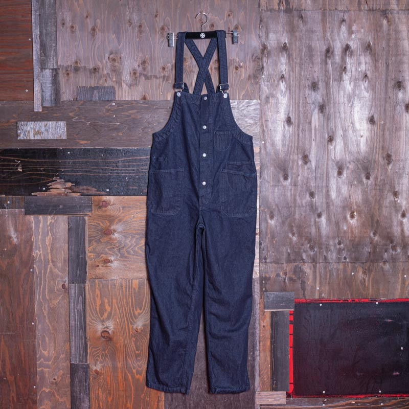 Lot.2900 FISHERMAN'S OVERALL (003/004/005)