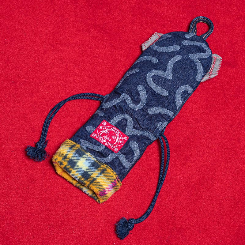 【一点モノ】  HEAD COVER HAND CRAFT (FACE/HETAKO/M) #0040