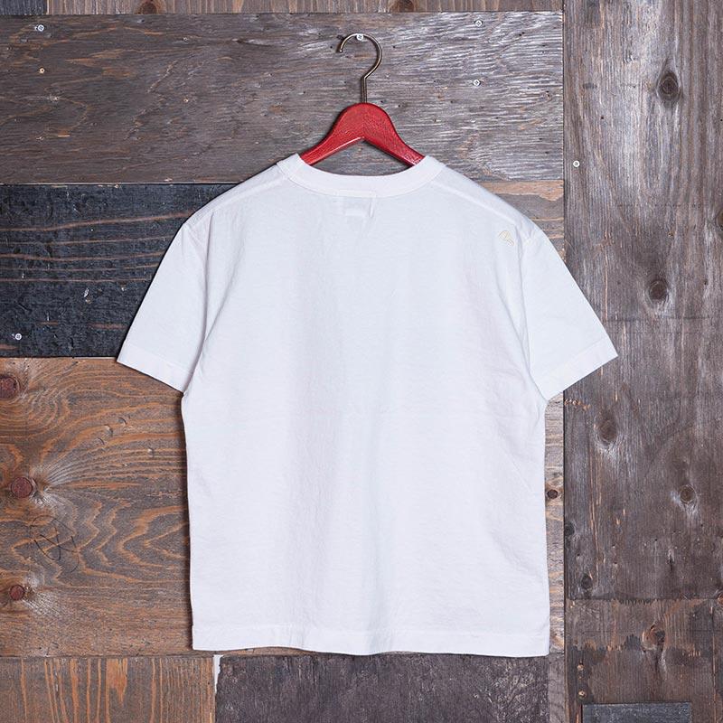 《VETERANO AC》 T-SHIRT (EVISU-MARU) WHITE