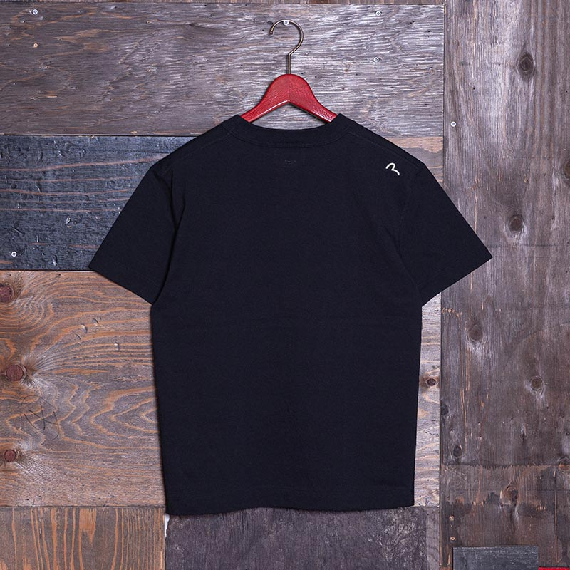 《VETERANO AC》 T-SHIRT (TOPPER-LOGO) BLACK