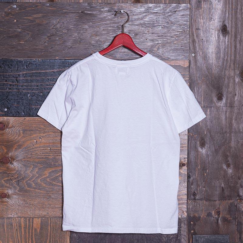 《CIROTO》 T-SHIRT (YAMANE BOY) WHITE