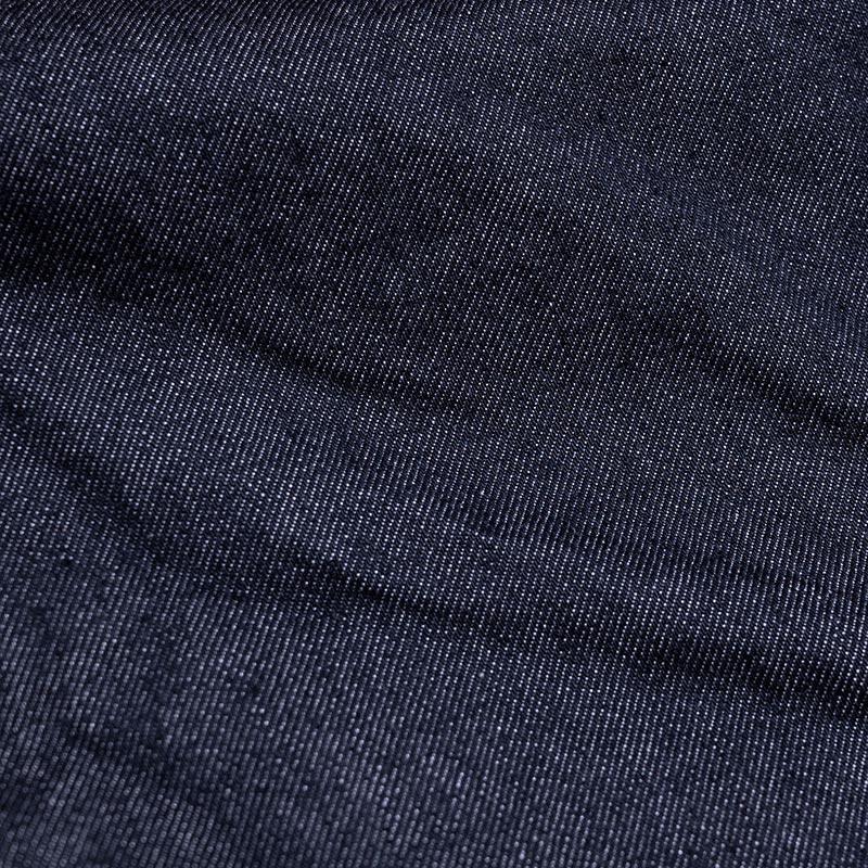 Lot.7550 SHORTS (BLACK DENIM)