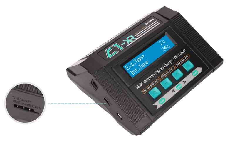 イーブイ・ピーク/EV-PEAK C1-XR AC/DCインテリジェント・マルチ充電器(New)