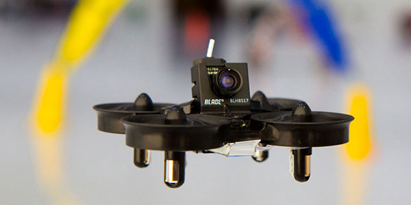 Horizon Hobby Inductrix FPV Pro BNF  ドローン(Inductrix FPV Pro BNF) AH-BLH8570