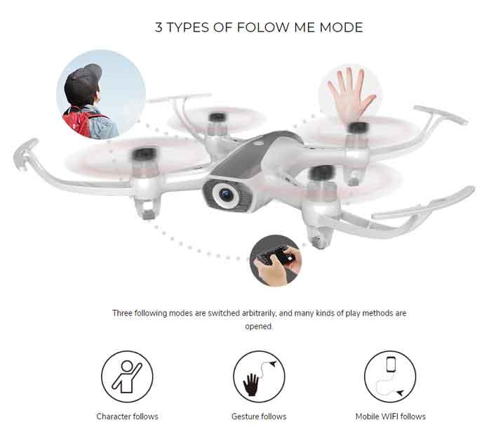 SYMA/シーマ  SYMA W1プロ 4K 5G WIFIカメラGPS FPVクワッドローターオプティカルフローRCドローン クワッドコプター