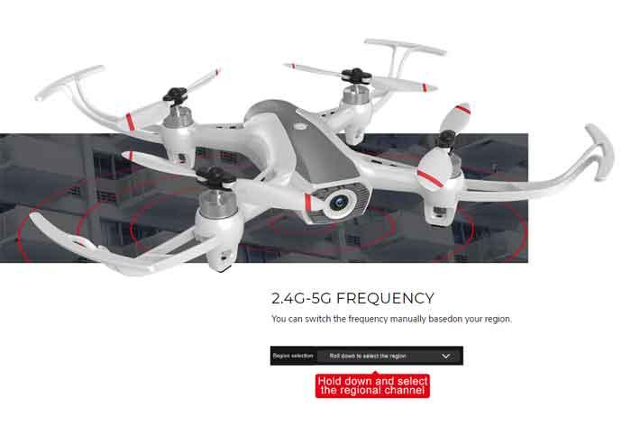 SYMA/シーマ  SYMA W1プロ 4K 5G WIFIカメラGPS FPVクワッドローターオプティカルフローRCドローン クワッドコプター・バッテリー2個