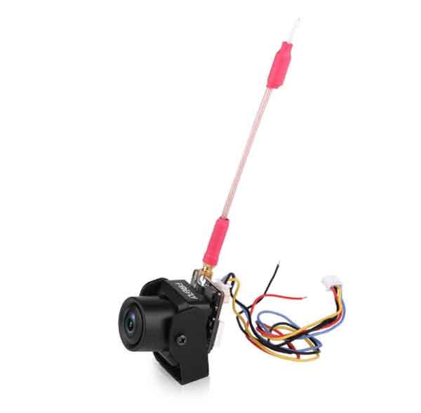 Hawkeye Firefly FireflyFortress2.1mm 4:3 16:9マイクロFPVカメラ1-6S 5.8G 0-200m 72CHトランスミッタVTX AIO