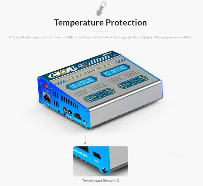 イーブイ・ピーク/EV-PEAK CD1-XR AC/DCハイパワーマルチ充電器(2個同時充電 100W x 2)