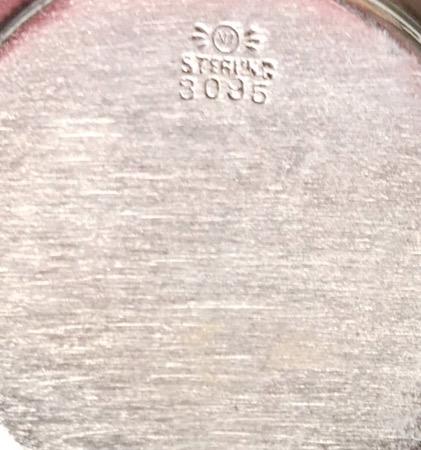 純銀製ホルダー付デミタス