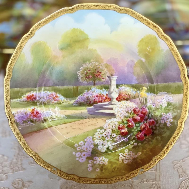 ロイヤルドルトン 英国の名園フルセット