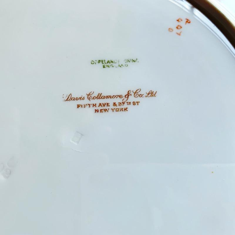 手描ジュール彩薔薇絵図