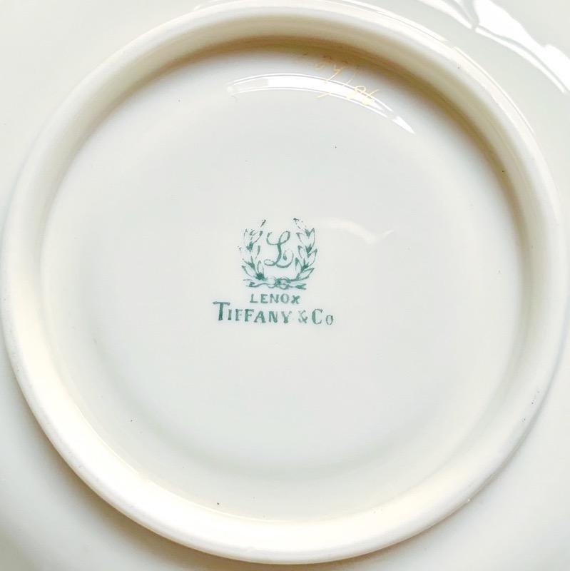 ティファニー アールヌーボー チョコレートC/S