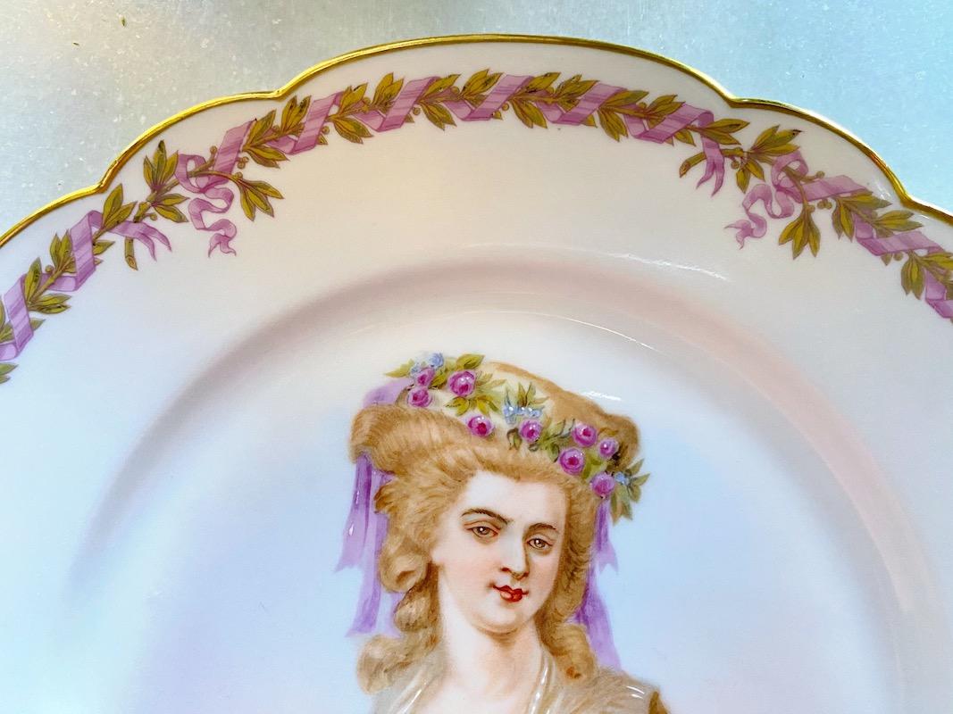 セーブル ランバル公妃マリー・ルイーズ
