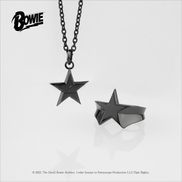 【DAVID BOWIE】BLACKSTAR リング/コラボ