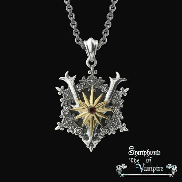 【SoTV】Chateau de Versailles ペンダント/Versailles×Symphony of The Vampire