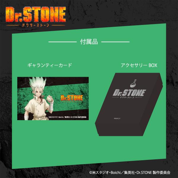 【TVアニメ「Dr.STONE」】石神 千空モチーフリング/コラボ