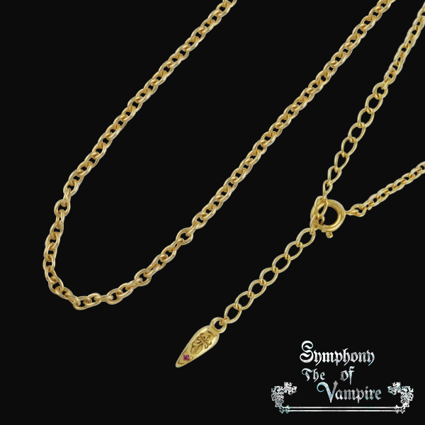 【SoTV】Blood Fang Chain[L]-GD- チェーン/Symphony of The Vampire