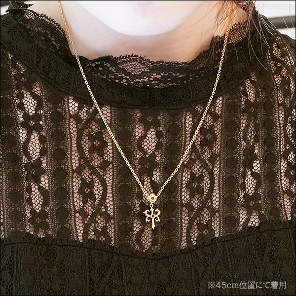 【SoTV】Emblem & Rose-GD- ペンダント/Symphony of The Vampire