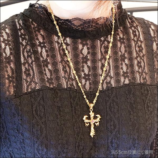 【SoTV】Emblem Cross [L]-GD- ペンダント/Symphony of The Vampire