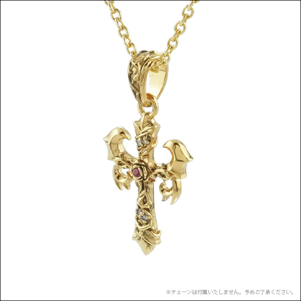 【SoTV】Emblem Cross [S]-GD- ペンダント/Symphony of The Vampire