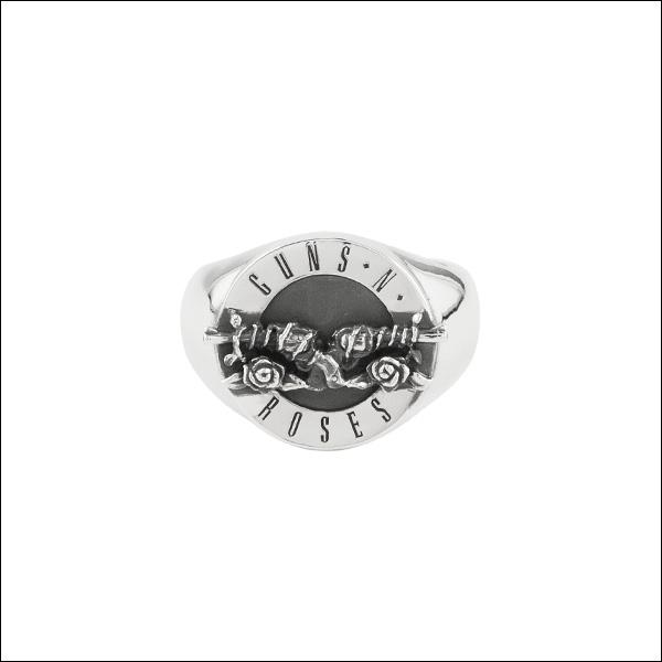 【Guns N' Roses】Guns N' Rosesリング/コラボ