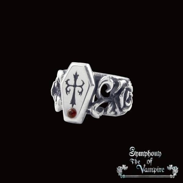 【SoTV】Coffin Ear Cuffs イヤカフ/Symphony of The Vampire