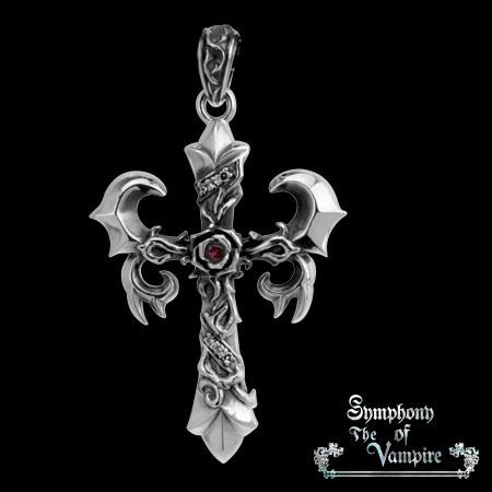 【SoTV】Emblem Cross [L] ペンダント/Symphony of The Vampire
