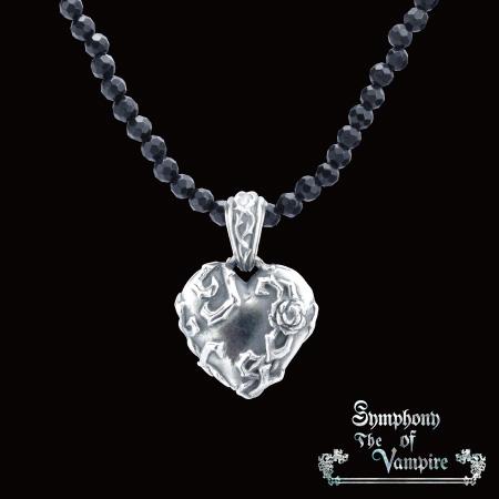 【SoTV】Heart XVII ペンダント/Symphony of The Vampire